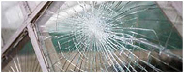 Cooden Smashed Glass
